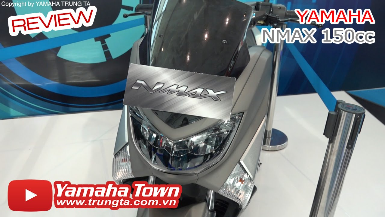 review-yamaha-nmax-150cc-review-tong-quan-va-am-thanh