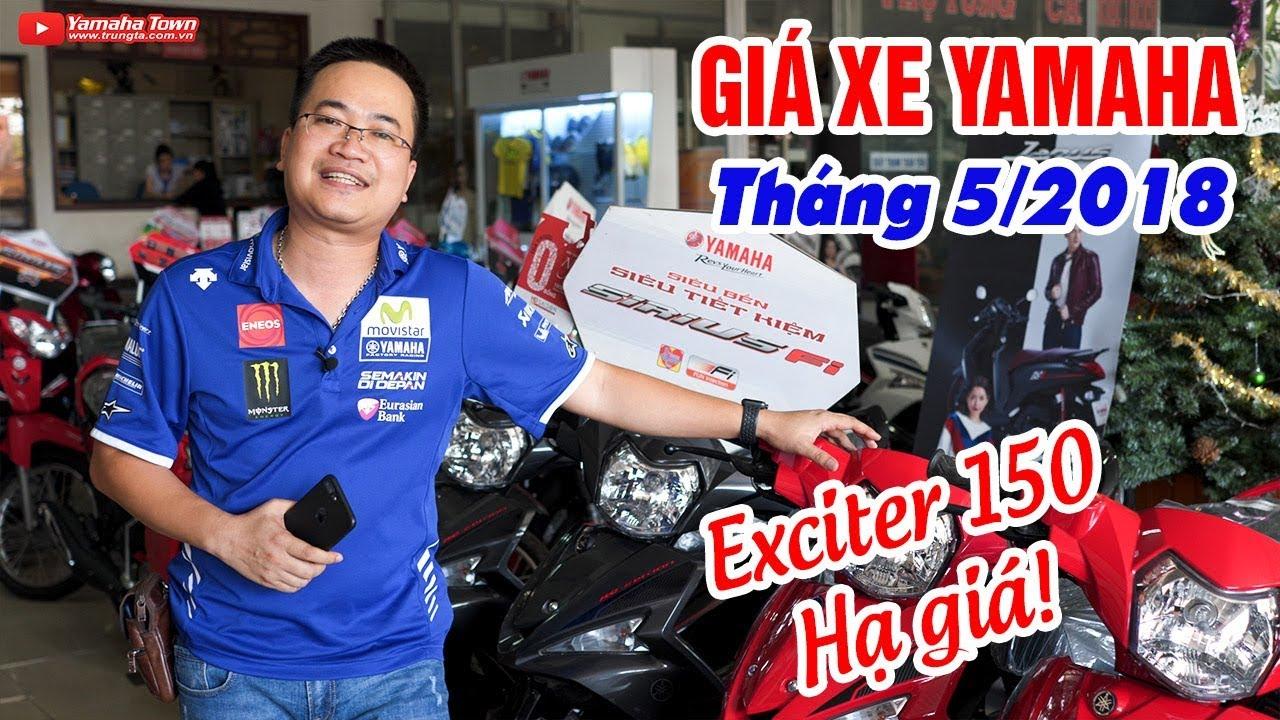 gia-xe-may-yamaha-thang-5-2018-exciter-150-ha-nhiet-sirius-fi-co-mau-moi