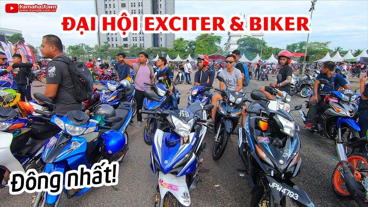 dai-hoi-exciter-va-biker-lon-nhat-malaysia-hang-chuc-ngan-nguoi-tap-trung