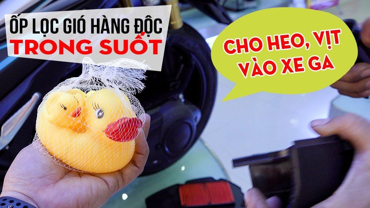 do-heo-vit-vao-xe-tay-ga-bang-op-bau-loc-gio-trong-suot-doc-dao