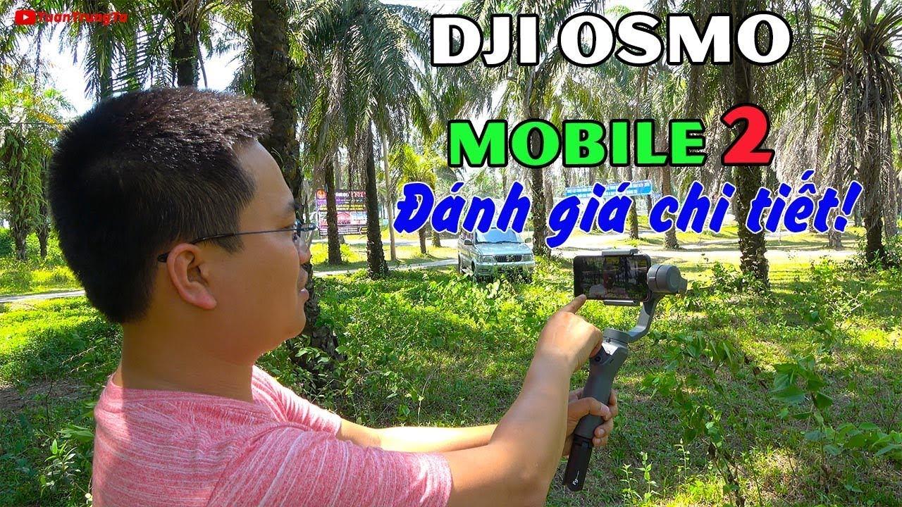 Đánh giá DJI Osmo Mobile 2 + iPhone X ▶ Vô địch để đi Du lịch!