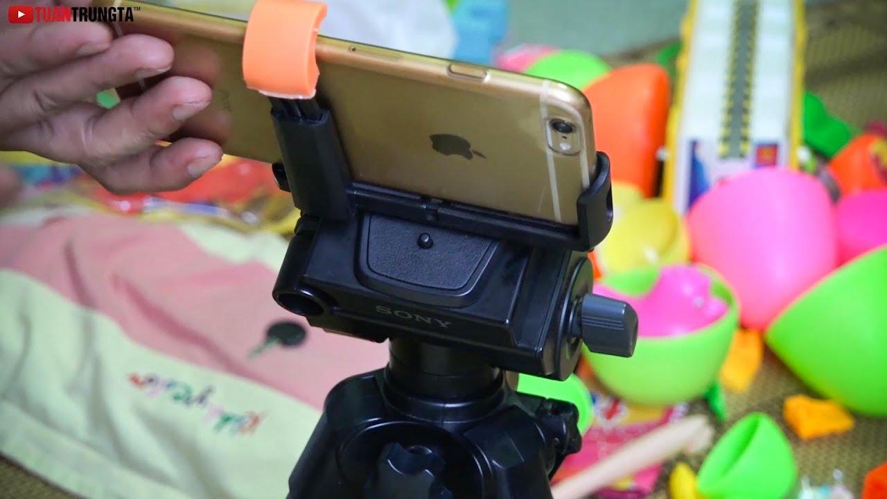 Cách dân chơi quay phim trên điện thoại siêu độc!