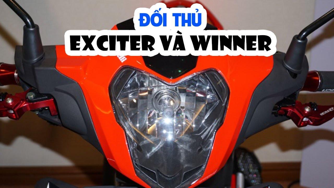 Cận cảnh đối thủ Exciter 150cc và Winner 150cc ▶ Benelli RFS 150i