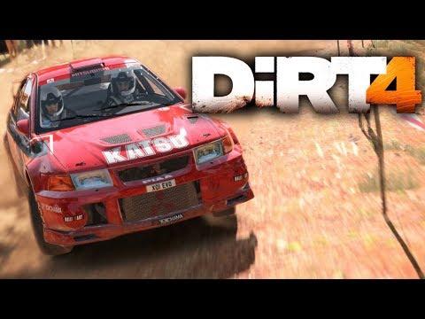 DIRT 4 Thử games mới đua xe nào anh em :)