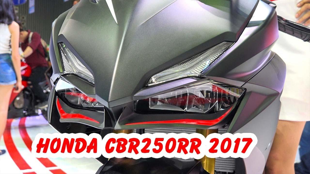 Honda CBR250RR 2017 Review ▶ Soi chi tiết Sát thủ Yamaha R25 được dân chơi quan tâm!