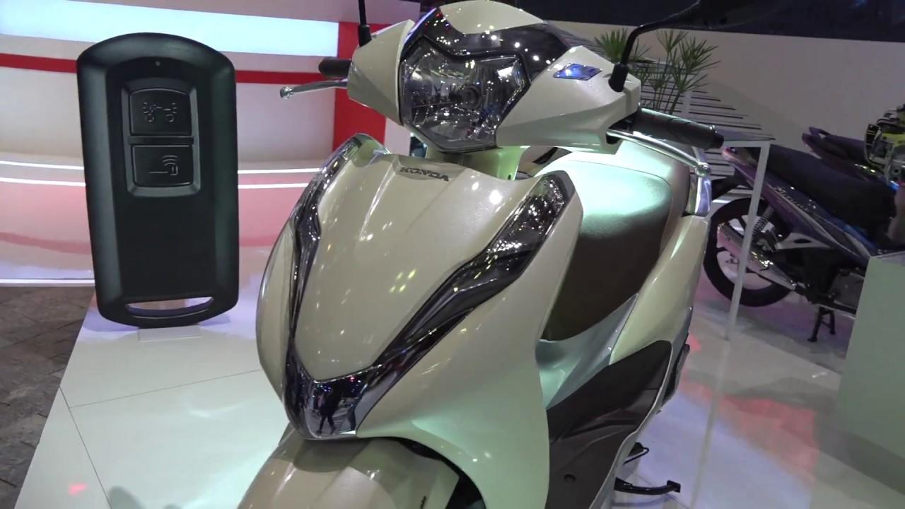 Honda Lead 2017 125cc ▶ Chắp cánh Ninja đường phố!