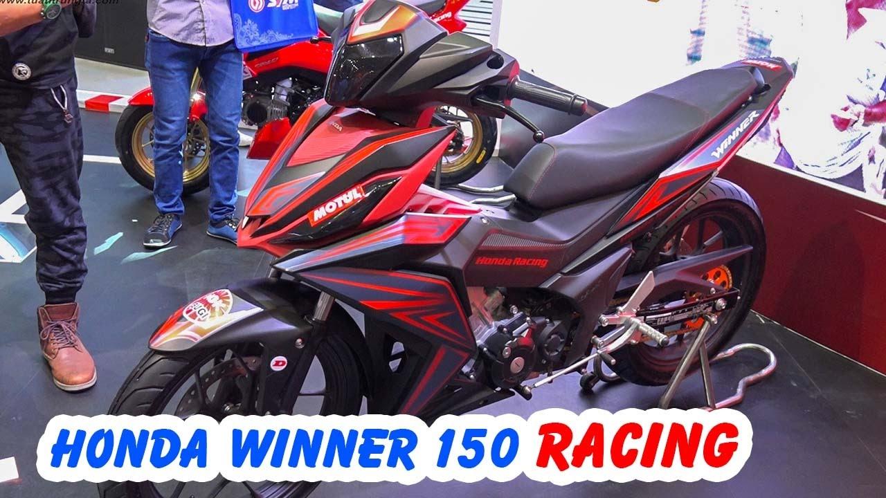 Honda Winner 150cc Racing ▶ Bản độ xứng tầm đối thủ Exciter 150cc dành cho Dân Đua Xe chuyên nghiệp!