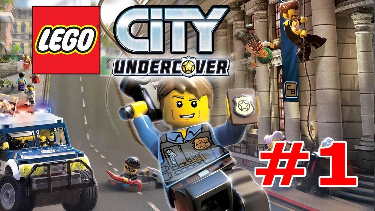 LEGO City Undercover | Part 1 ▶ GTA 5 cực vui của Thế giới đồ chơi trẻ em LEGO!