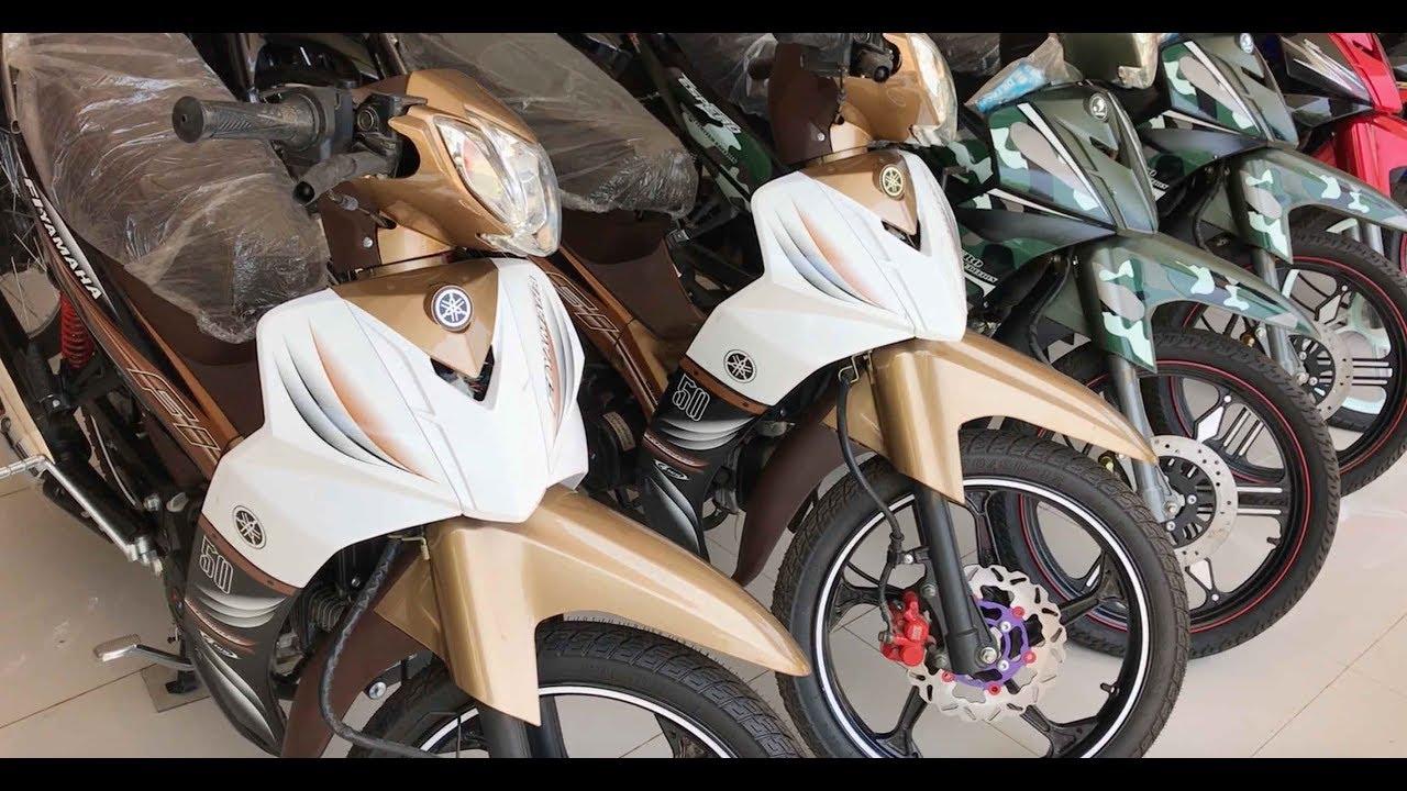 LIVE Hướng dẫn mua xe Exciter 50cc, Sirius 50cc, Wave 50cc, Dream 50cc sao cho chất!