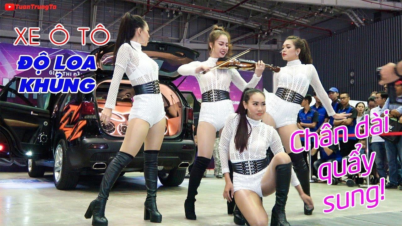 Người đẹp và Xe ô tô: Chân dài nhảy bốc lửa, Nơi Fan MU hội ngộ!