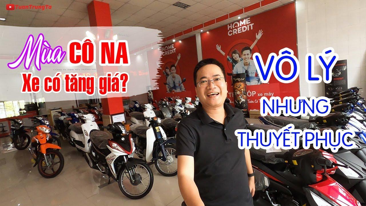 Thời Cô Na, liệu xe 50cc có tăng giá?   Nghe vô lý nhưng hết sức thuyết phục!