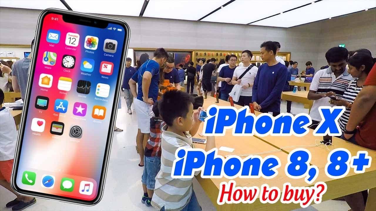 Trải nghiệm Apple Store tại Singapore  ▶