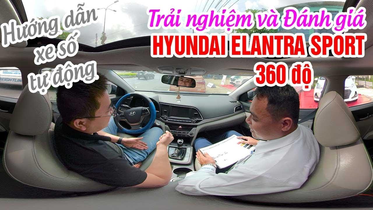 Trải nghiệm và Lái thử Hyundai Elantra 2.0 AT ▶ Góc nhìn 360 độ!