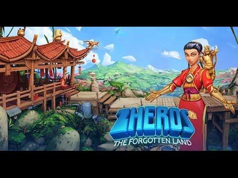 ZHEROS The Forgotten Land Gameplay ▶ Chém gió nào anh em!